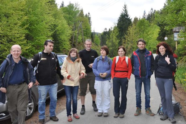 Przegibek, Rycerzowa -Mountain Trip