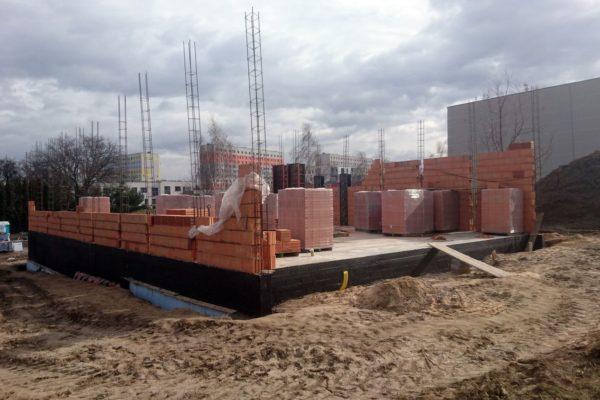 Budujemy nową siedzibę w Żorach