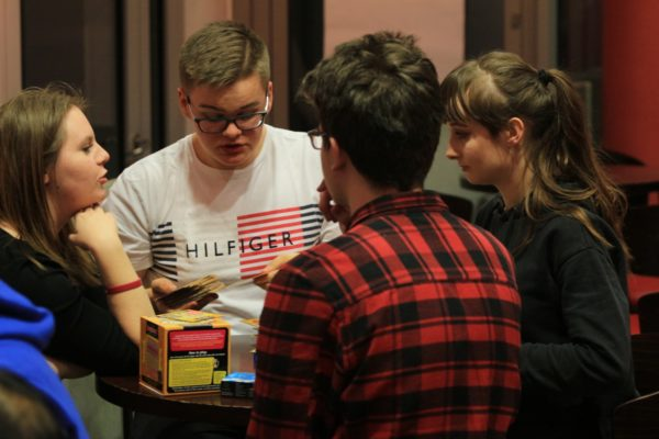 Board Games Evening 5th Edition