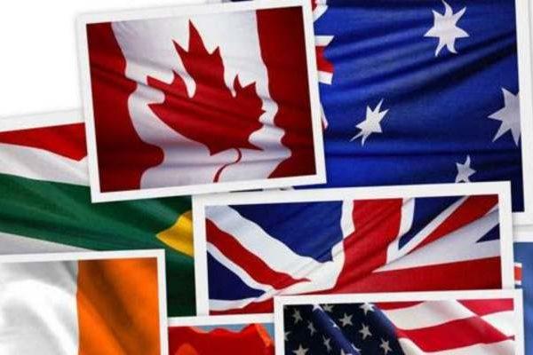 Akcenty języka angielskiego na świecie