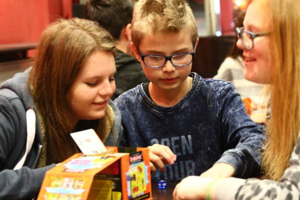 Board Games Evening - 4th edition - 2018