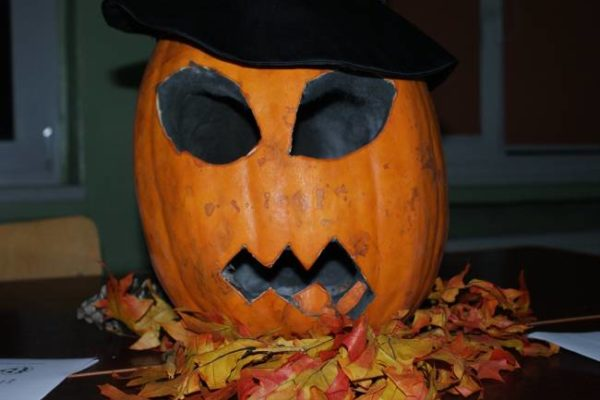 Halloween - 3rd edition: at Tischnera school in Żory