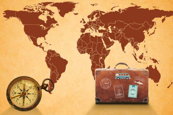 Trip Around the World - dookoła świata